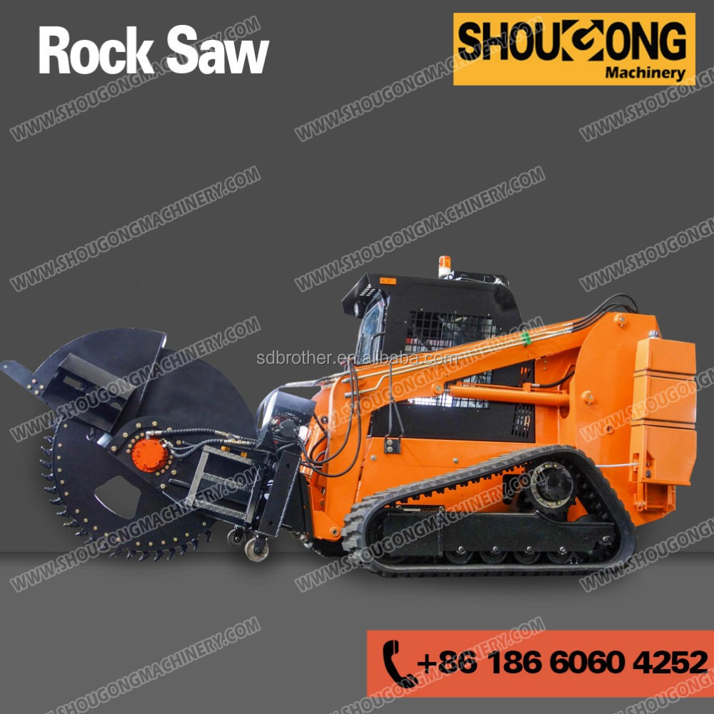 Micro trencher Asphalt Cutting Teeth