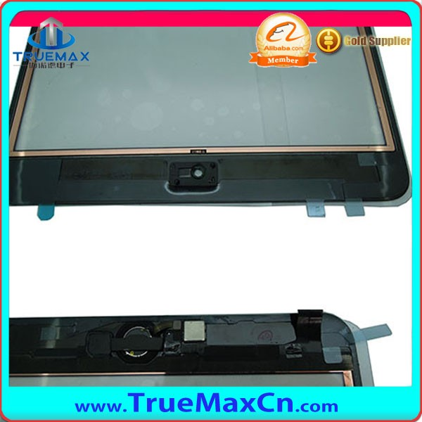 Wholesale digitizer for iPad Mini 3, display for iPad mini 3 Touch Screen with all Parts