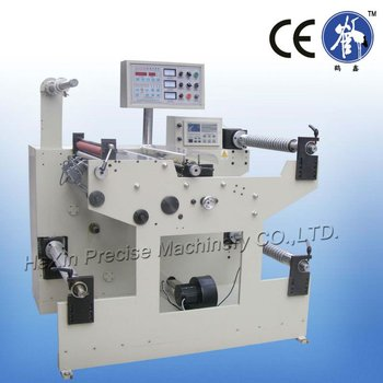 Plastic Tape Slitting And Rewinding Machine (Slitter And Rewinder Machine)