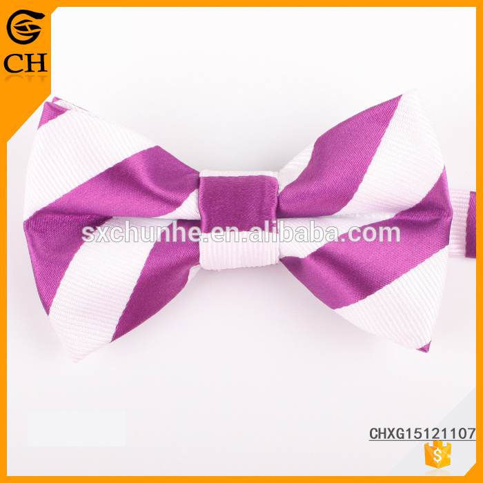 Hot Sell custom Design adjustable bow tie neck tapes hooks