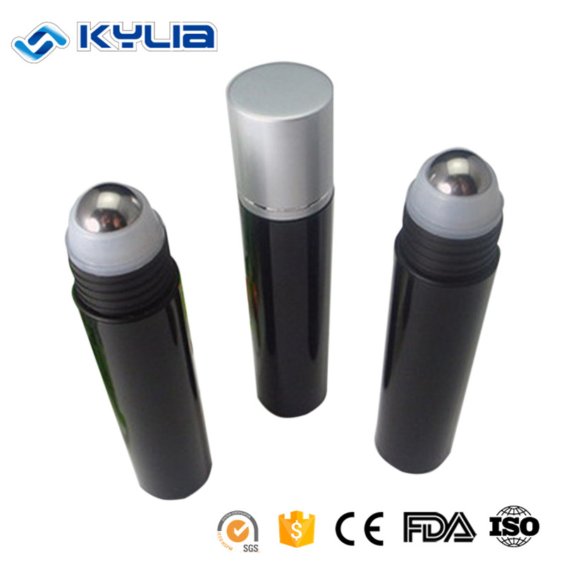 Free samples plastic cosmetic 10 ml Roll On Perfume Bottle