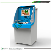 Ticket Vending Card Dispenser Self Service
