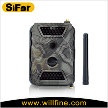 GPRS/GSM Trail Hunting Camera with with multifunction alarm MMS/SMS/FTP