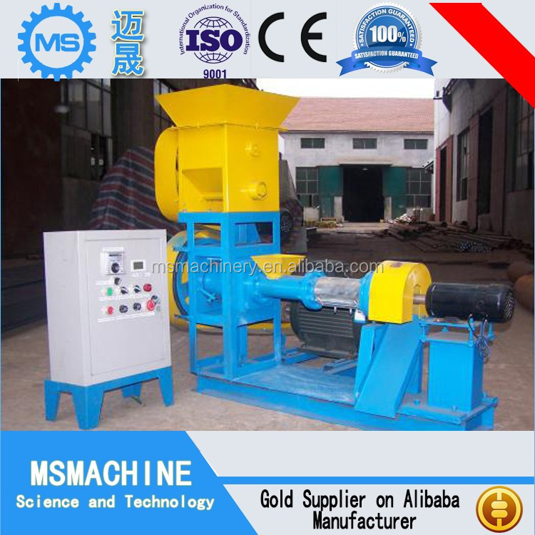 machine to make animal food/animal feed machine