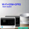 WIFI GSM GPRS Security Alarm System