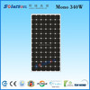 goods from china 340w mono solar cell pv solar panels for sale