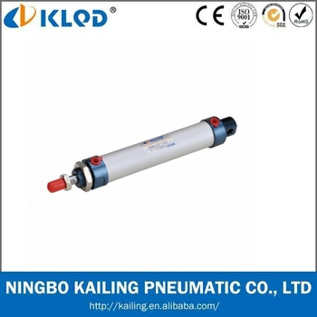 aluminium Air cylinder / standard pneumatic cylinders, stroke adjustable air cylinders, pneumatic components