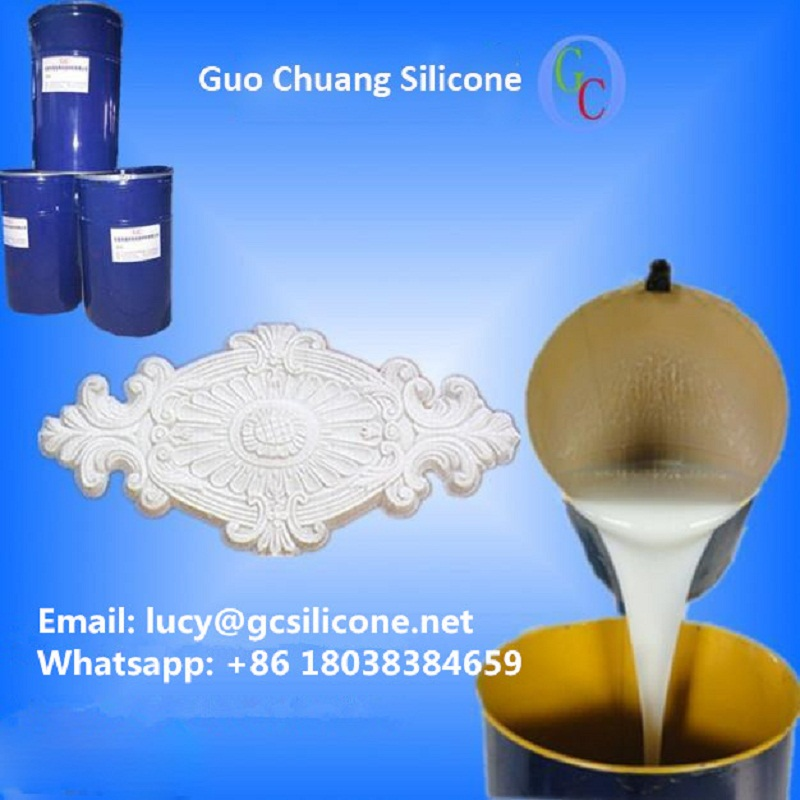 good price rtv silicone rubber liquid for molding with free sample
