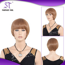 2014 Classic style and factory supply sewing hair to wig for sale