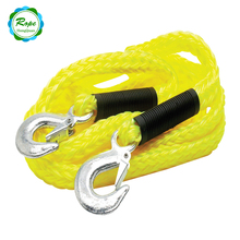 Emergency Tools Stretch Towing Rope Car Tow Rope with hook