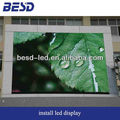 Outdoor led video wall, P10, P16 full color led video display, led display panel