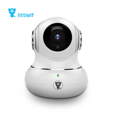 Factory Indoor CCTV Camera Littlelf Camera Wireless IP Surveillance Camera Wifi HD 720p Baby Monitor with Remote App Viewing