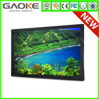 Chinese hotsale flat screen lcd interactive touch whiteboard led touch screen monitor with built in computer