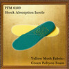 Hot Sale Shock Absorption Athletic Insoles