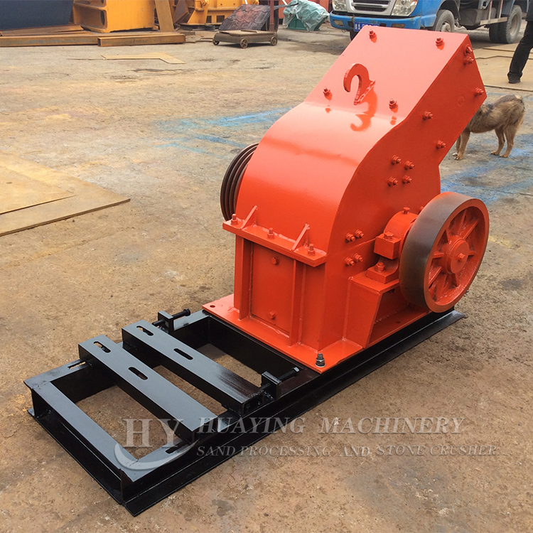 Henan professional manufacturer of PC400X300 hammer crusher
