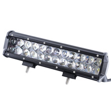 OFFROAD 18W 36W 54W 72W LED WORK LIGHT BAR for CAR ATV MOTORCYCLE BOAT 4X4 4WD PICKUP