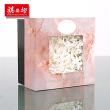 High quality Luxury Gift wholesale paper box with window