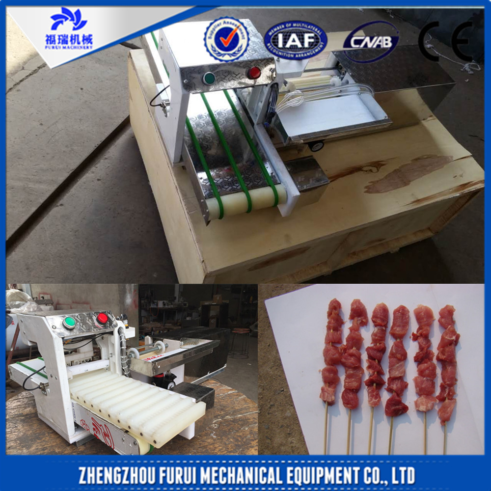 Automatic operation shish kebab maker/shish kebab machine with big capacity