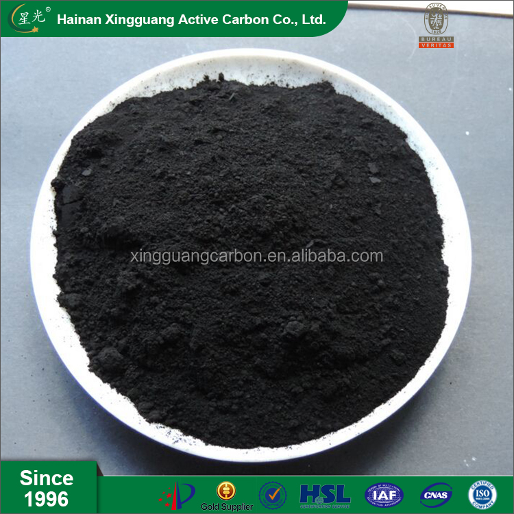 Wood Powder Mesh Activated Carbon For Oil Bleaching Chemicals