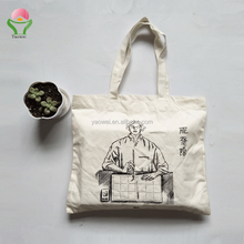 newest hot sell Cheap Promotion 6oz cotton Cloth Tote Bag plain tote bag cotton with logo printing, thin cotton bags