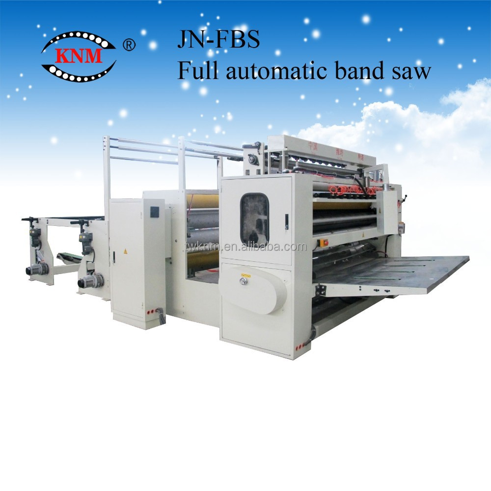 JN Interfold Bath Tissue Folding Machine