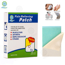 Chinese manufacturer supply medical icy hot pain relieving patch