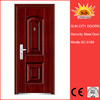 SC-S169 Home Entrance Gates Steel Doors Modern Design