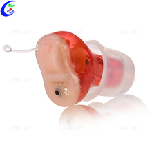 Mini Invisible CIC Digital Hearing Aids For Hearing Loss