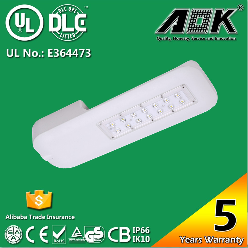 CE ROHS SAA TUV LED Street Lighting 20W 30W 40W 50W 60W Aluminum Street Lamp, Pulic Lighting