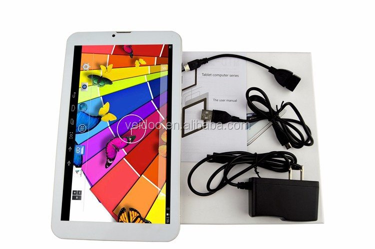 Free sample 9 inch android Dual Core Metal 3g pc tablet