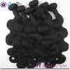 Thick ends high quality 7A grade wavy unprocessed virgin Malaysian human hair