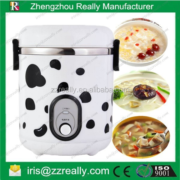 Popular export portable rice cooker