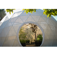 Hot Sale Aluminum Frame Outdoor Custom Geodesic Dome Greenhouse Grow Tent For Sale