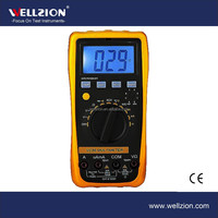 VC86, Digital multimeter with transistor test, 3 1/2 digits