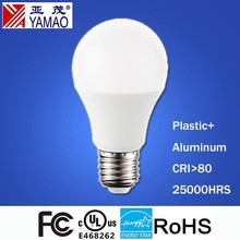 Yamao UL FCC Energy Star Approved China Supplier 450lm A19 5.5W LED Light Bulbs Wholesale