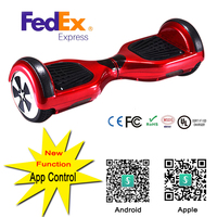 2016 Newest Product Two Wheel Self-Balancing Electric Scooter for Adults Best Gift Cool Kart Board