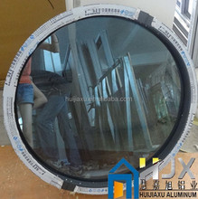 cheap price and high quality aluminum round window,circle window