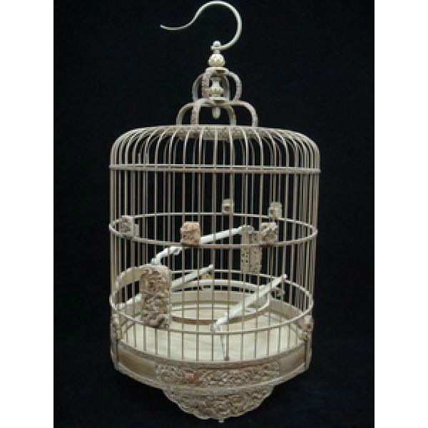 Wooden Bird Cages