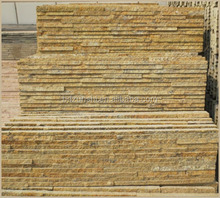 Natural Quartzite Natural Brick Wall Stone With Factory Price