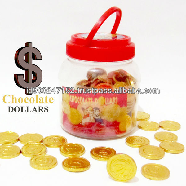 chocolate Dollar For Children