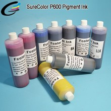 Best Quality Water Based Dtg Pigment Ink For Epson P600 D700 Printers