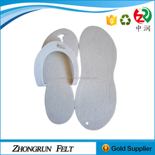 Wholesaler Lowest Price Eva Custom Disposable Slipper Skidproof Felt Man Slipper For Beach