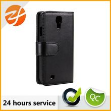 High Standard Custom Design Good Prices Card Slot And Money Clip Stand Leather Case For Samsung For Galaxy S4 I9500