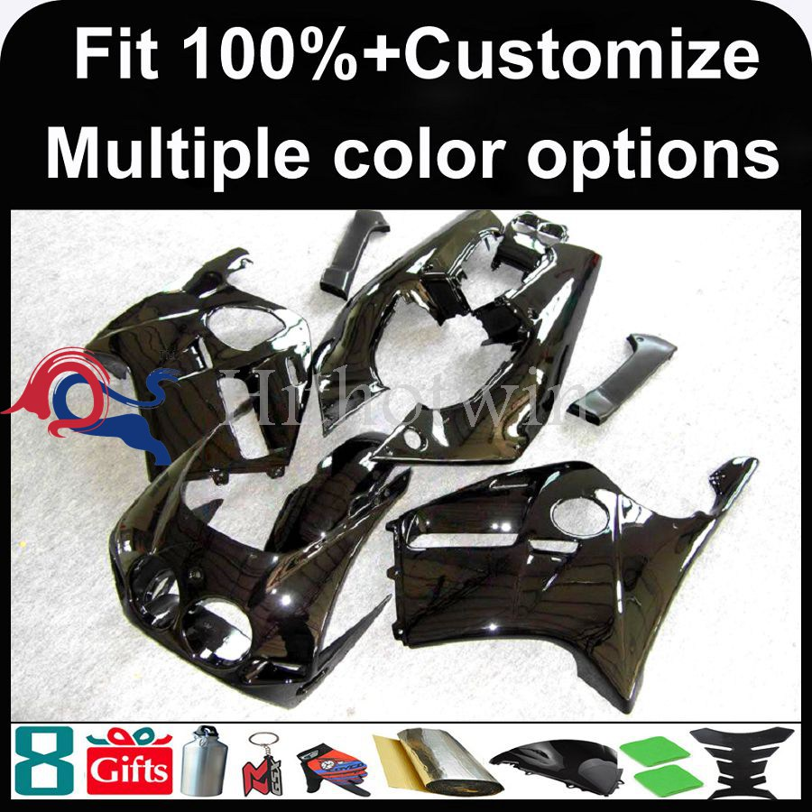 INJECTION MOLDING panels 1988 1989 1990 CBR250 RR Fairing ABS Plastic Bodywork Set CBR 250RR CBR250RR MC19 1988 1989 Custom Fai