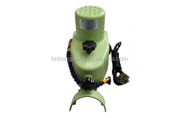 New type Portable manual glass edging polishing grinding machine hand use OG PE FA FE BD FELT WHEEL