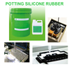 Potting Liquid Silicon Rubber Silicone Sealant