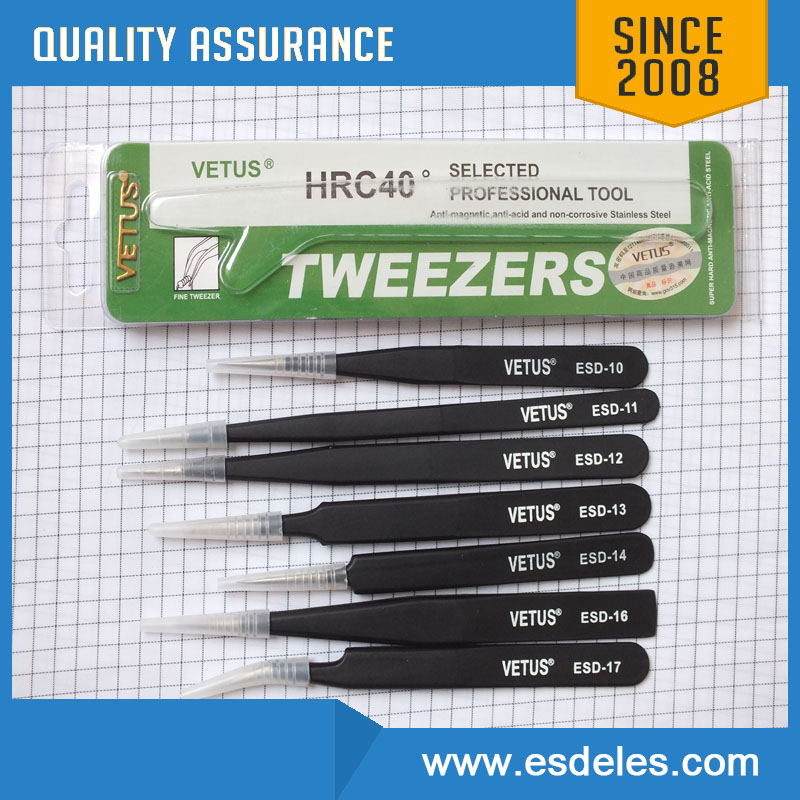 Anti Static SMD Tweezer