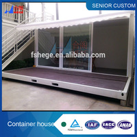 Flat container for sale