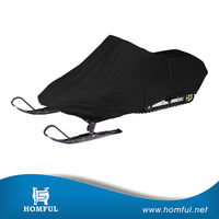 Polyester oxford snowmobile cover two yeasr warranty trailerable snowmobile cover Durable snowmobile cover