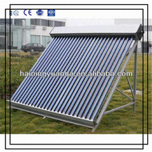 High Quality Split Pressurized Vacuum Heat Pipe Tube Solar Collector